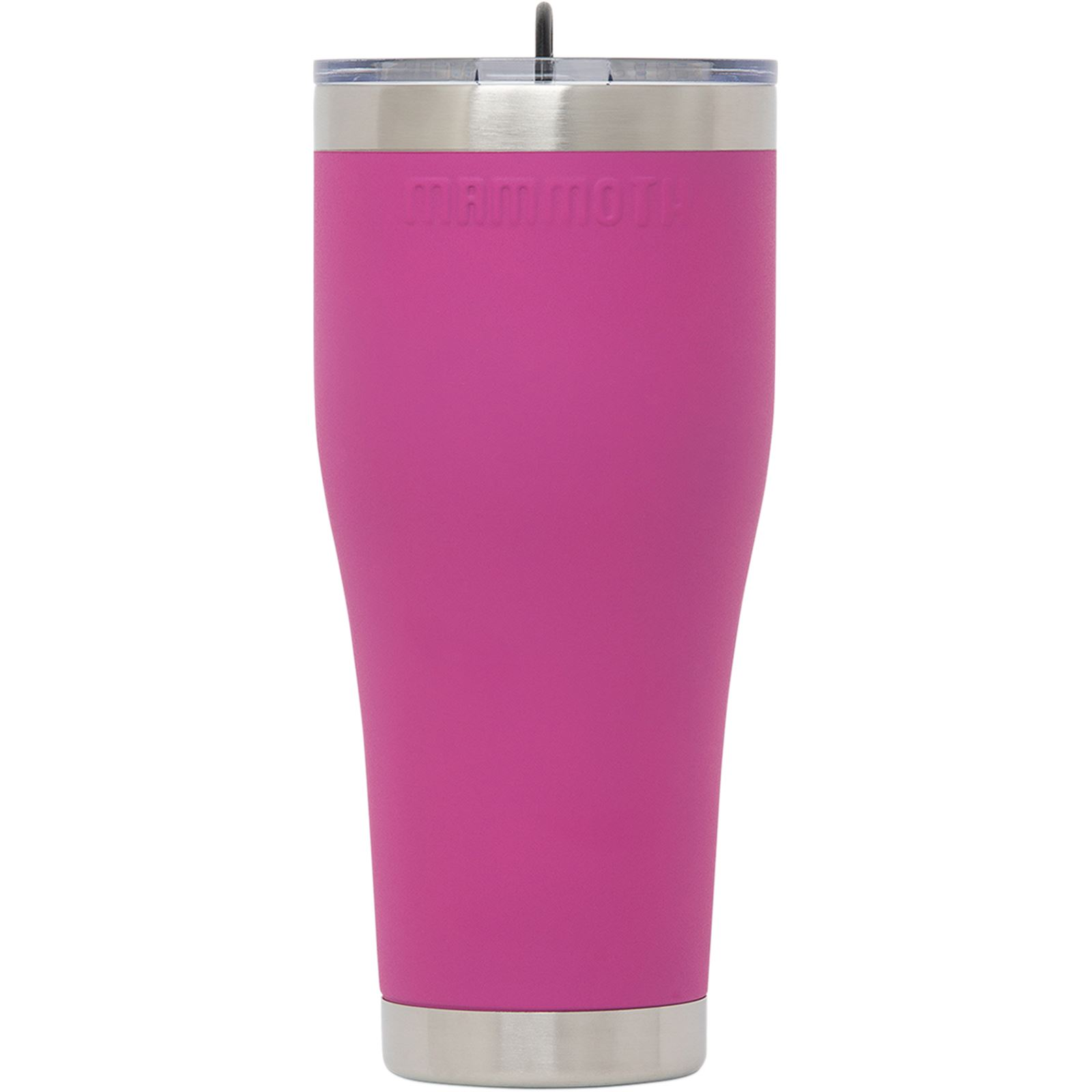 Mammoth Coolers Stainless Rover Cup - Pink -  30oz