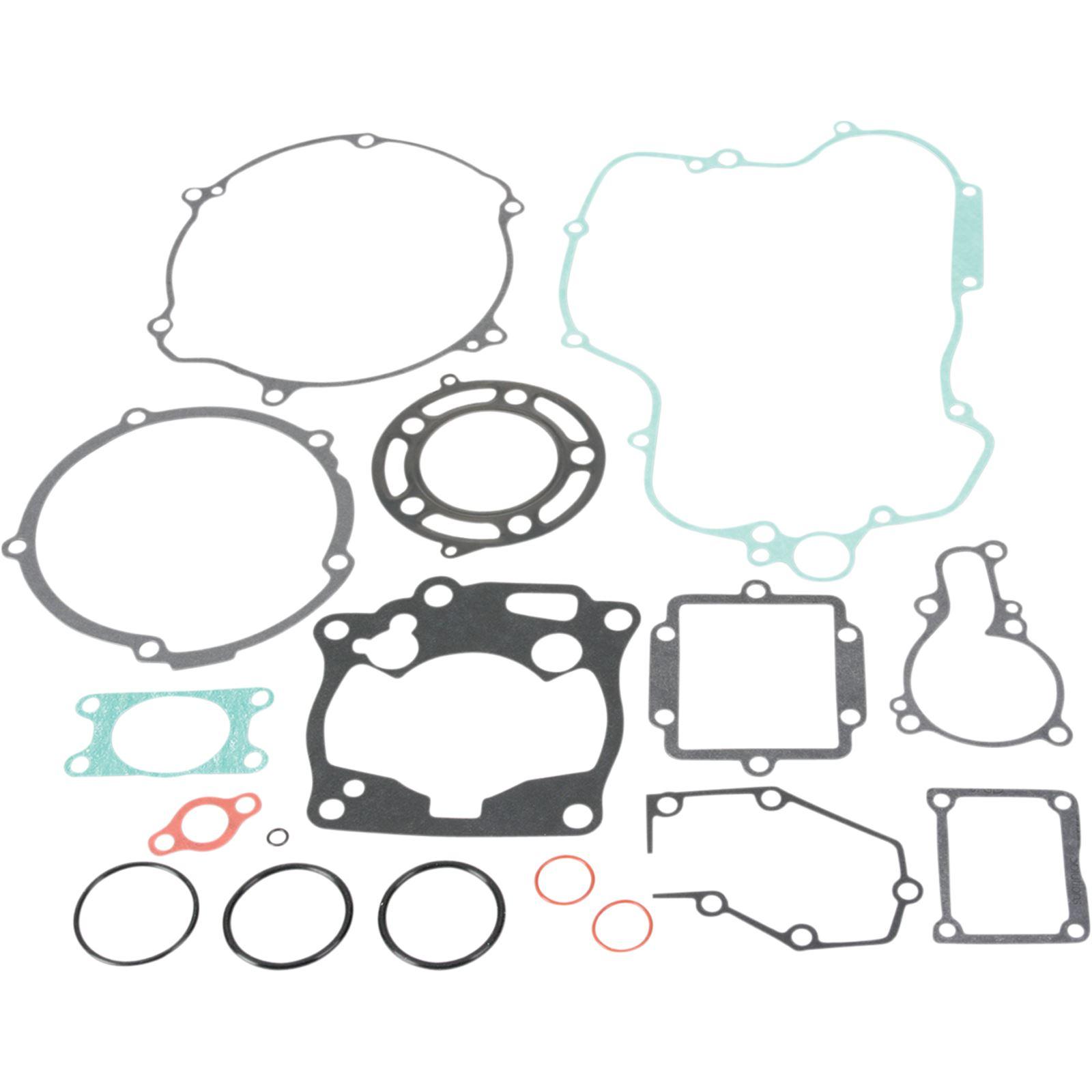 Moose Racing Complete Motor Gasket Kit MSE KX125