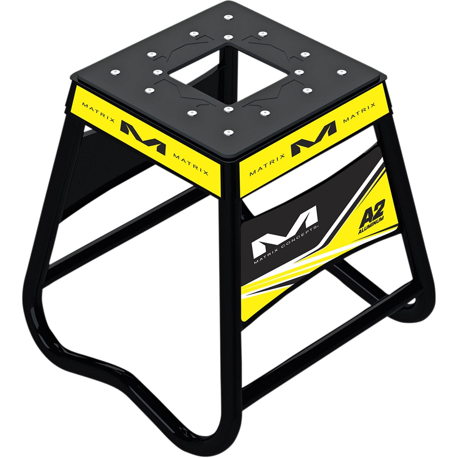 Matrix Concepts Stand A2 Aluminum Yellow/Black