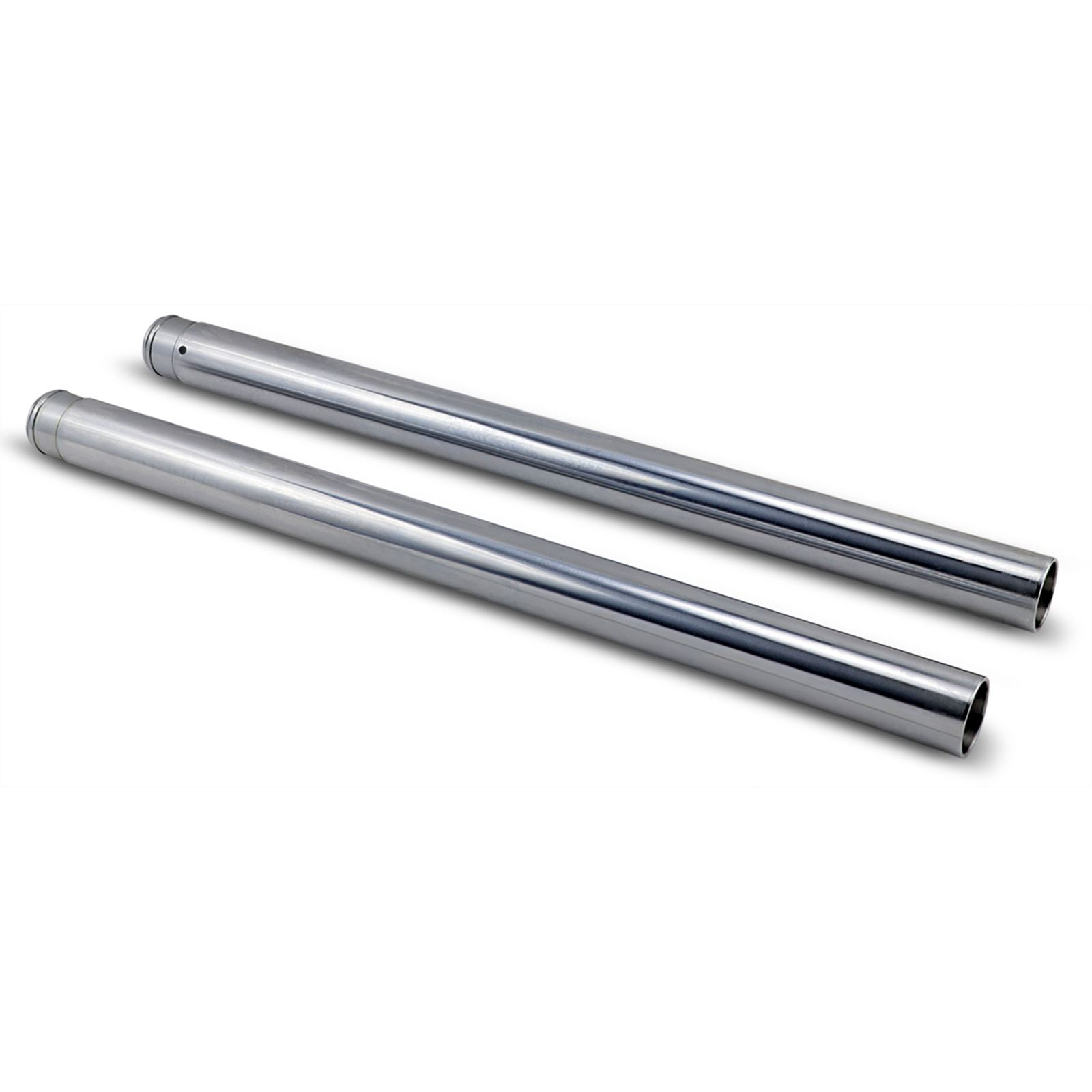 """Drag Specialties Fork Tubes - Hard Chrome - 41 mm - 22.875"""" - OEM Replacement Number 45930-00"""