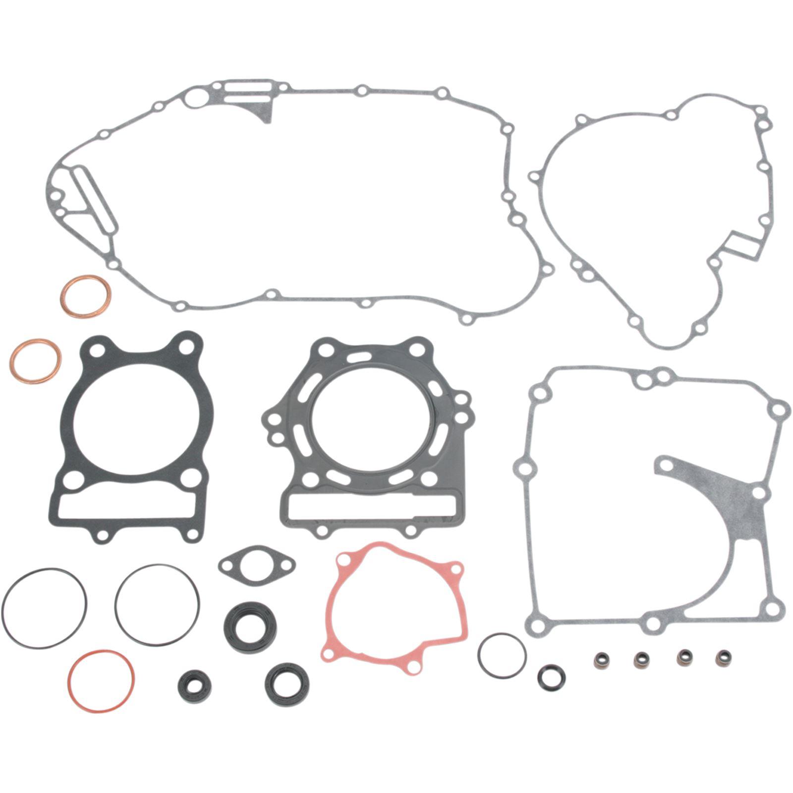 Moose Racing Motor Gasket Kit with Seal MSE KLF400