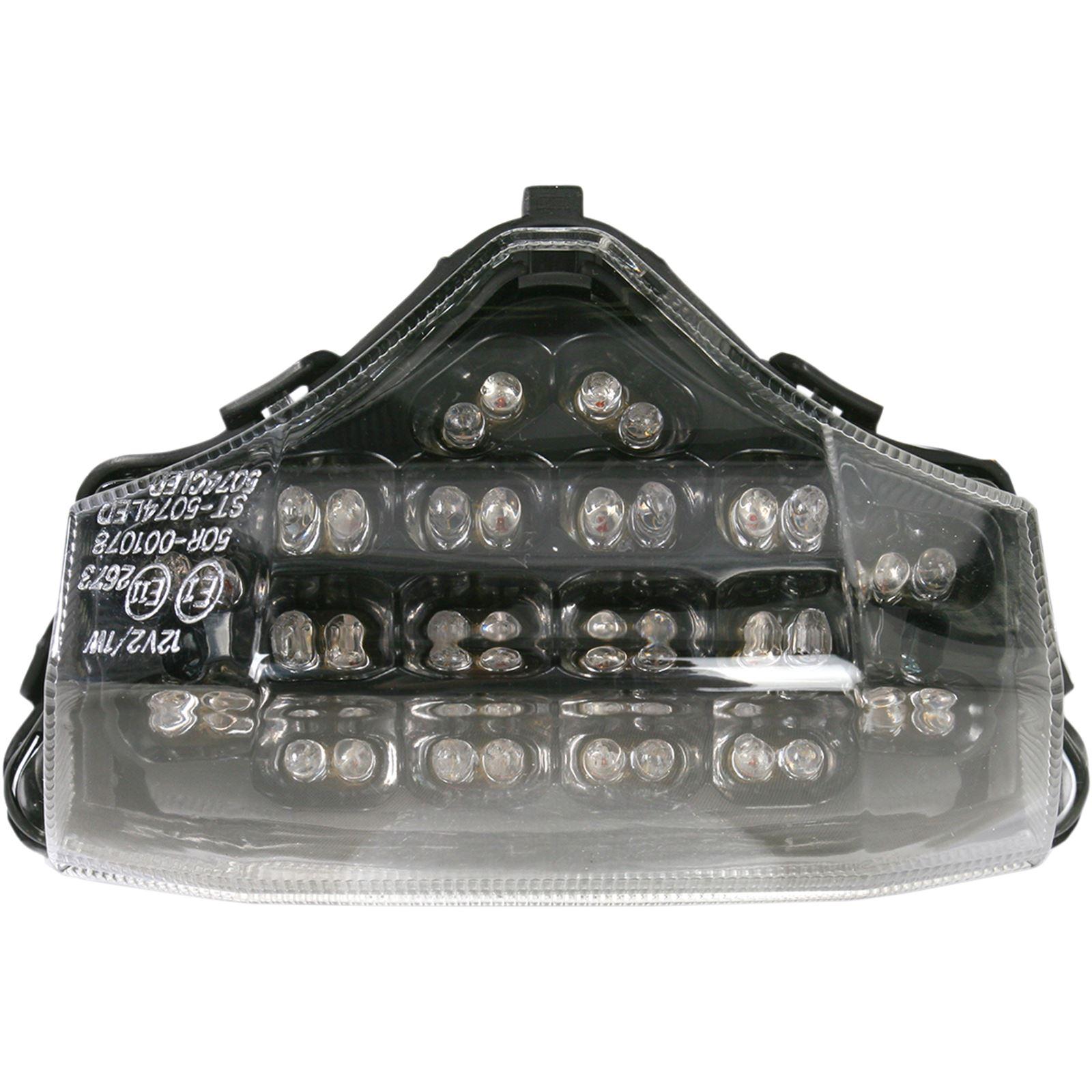 Moto Mph Taillight -  FZ6 - Shadow