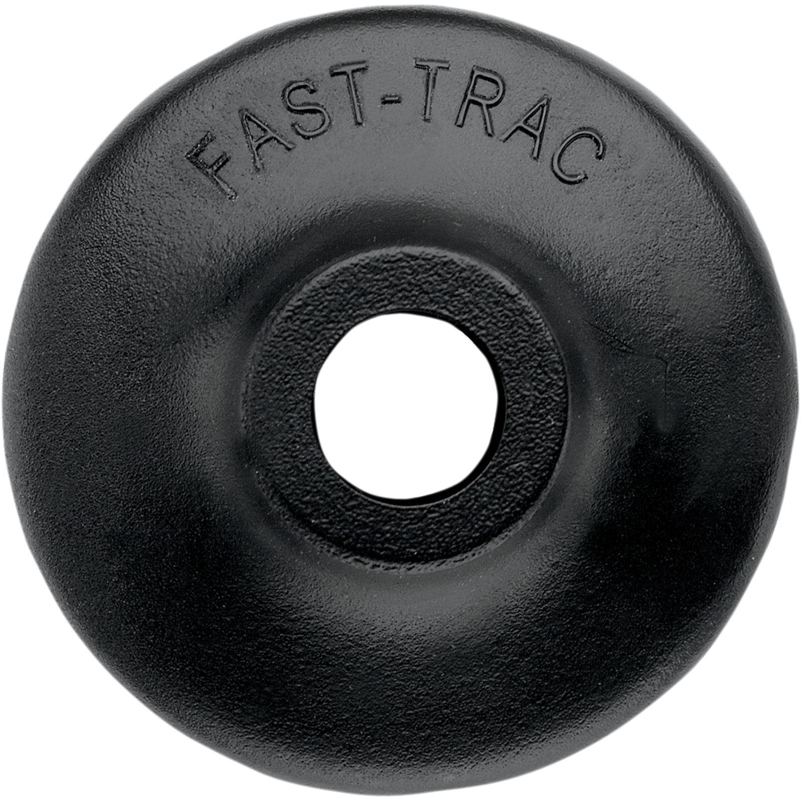Fast-Trac Backer Plates - Black - Single - 24/Pack