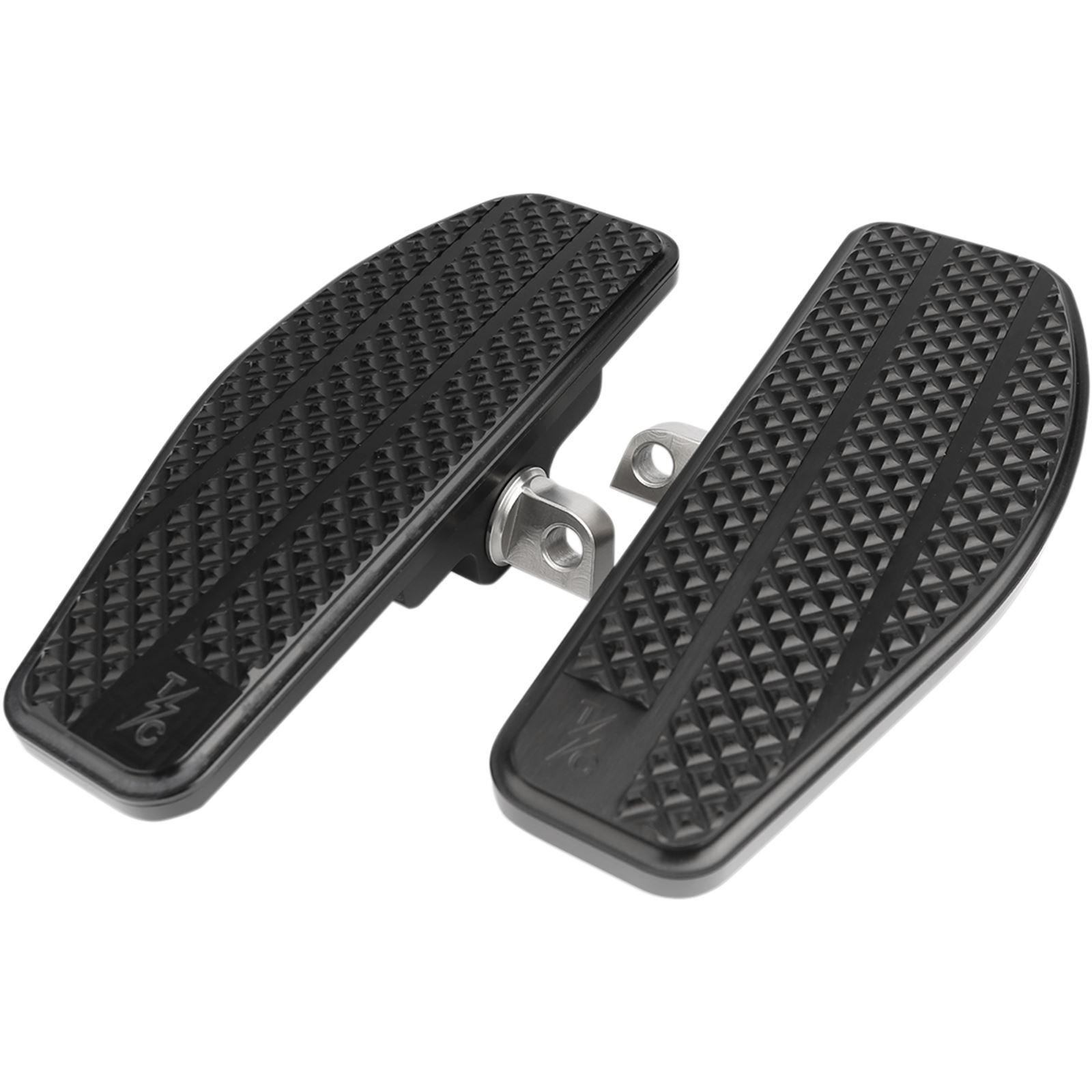 Thrashin Supply Company Floorboards Mini Front Black