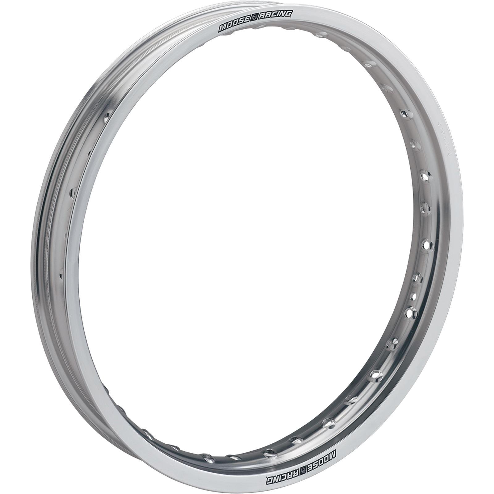 Moose Racing Rim Rear Silver 18 x 2.15 32H