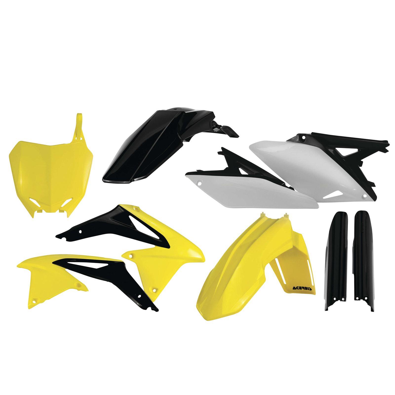 Acerbis Full Plastic Kit