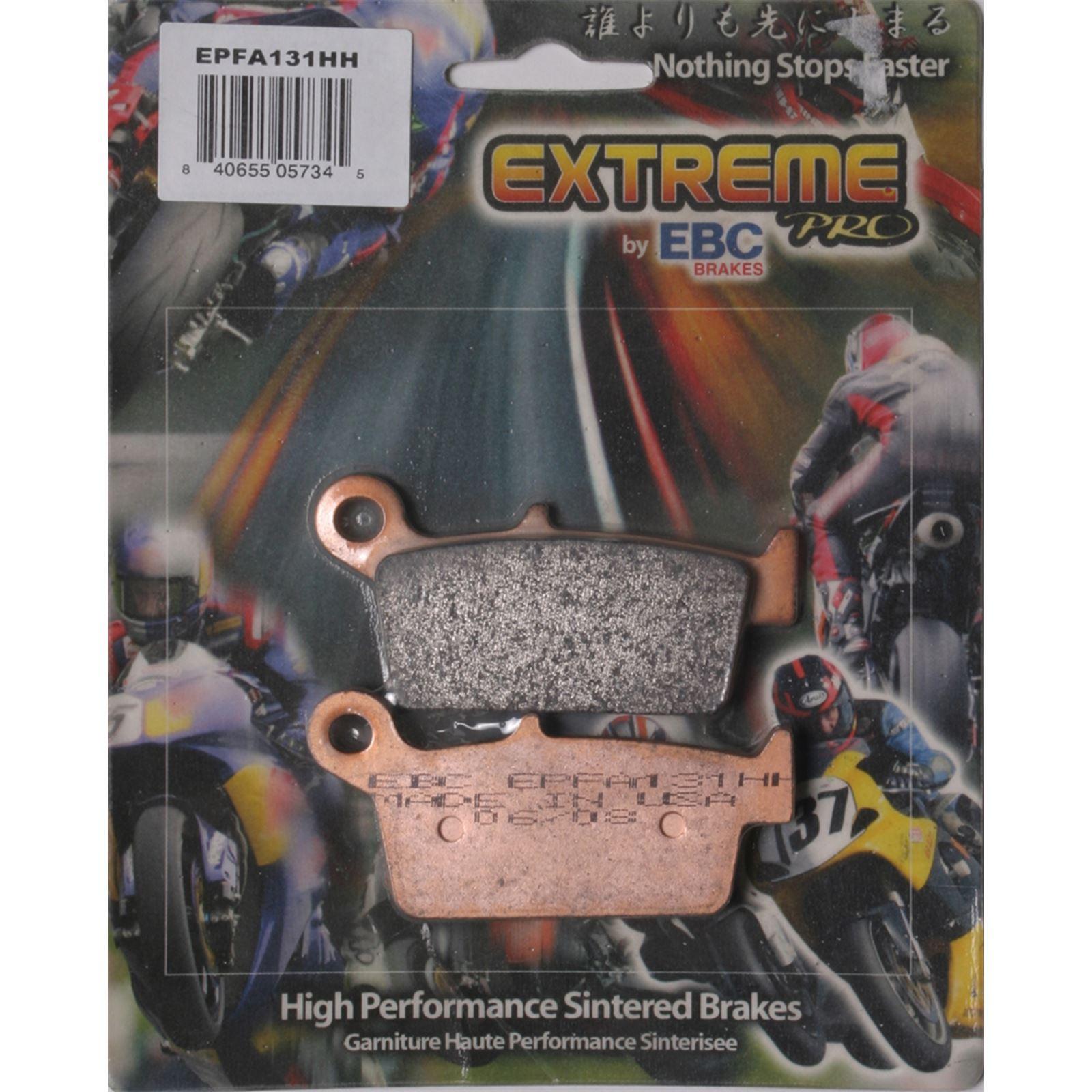 EBC Extreme Pro Brake Pads