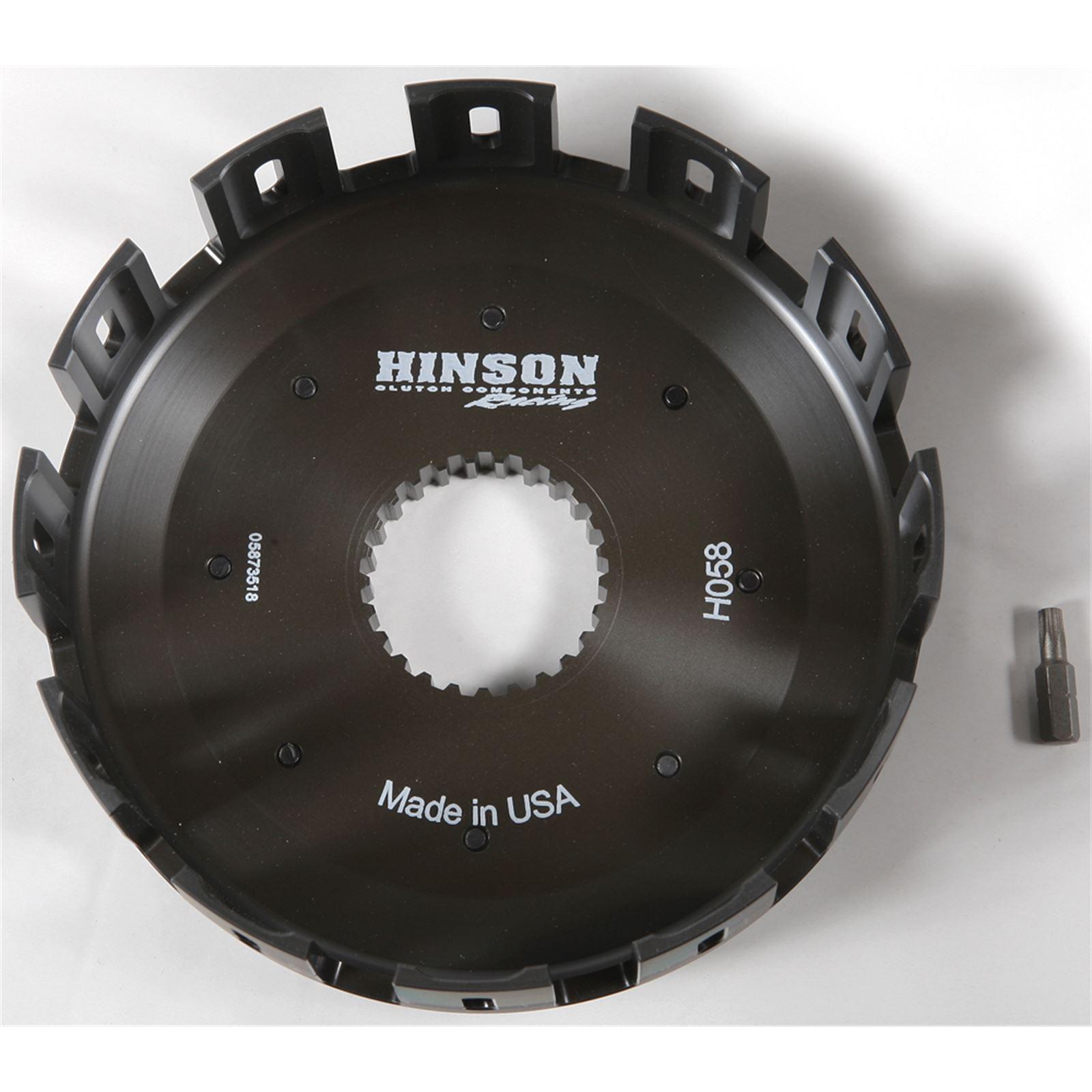 Hinson High Performance Clutch Basket