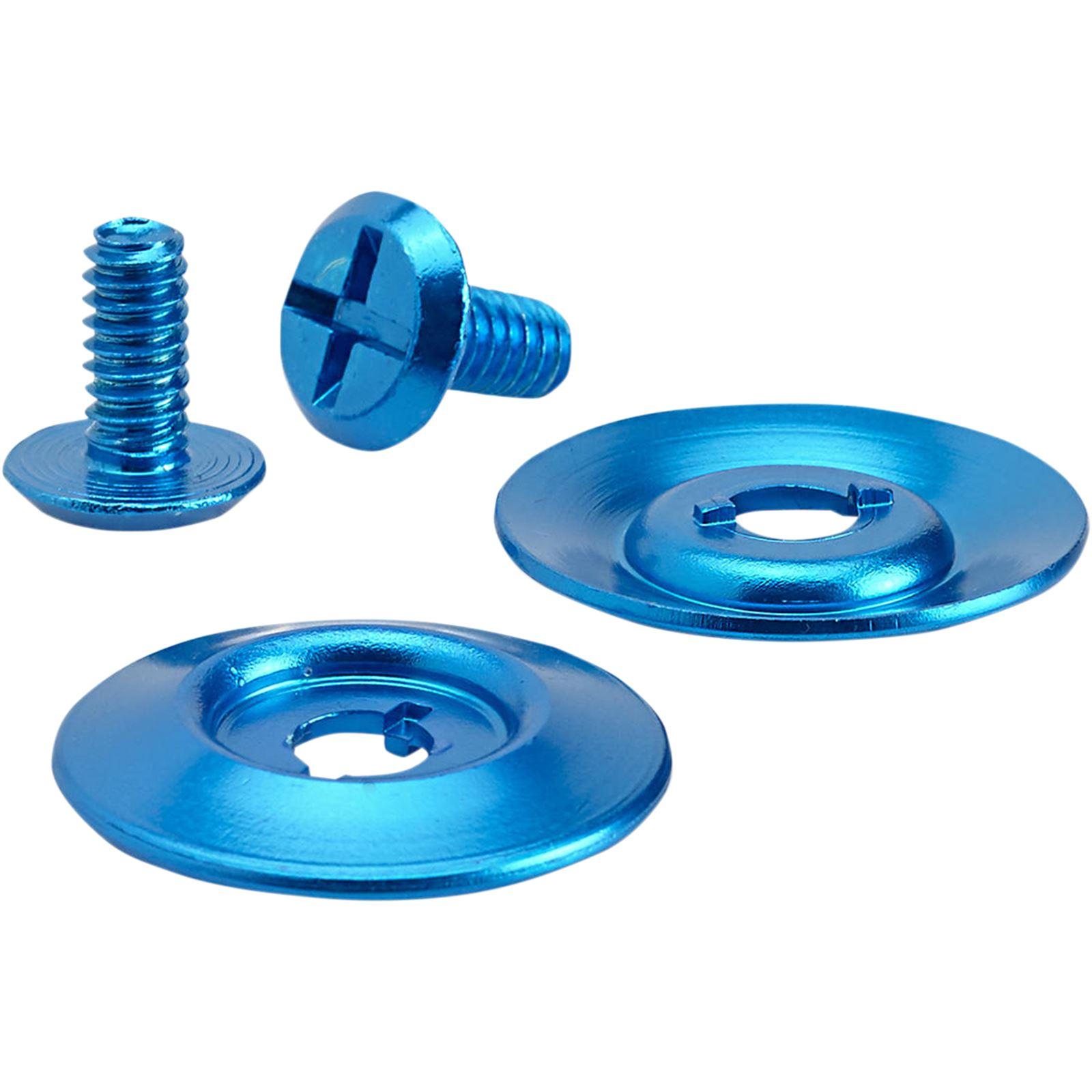 Biltwell Inc. Gringo S Hardware Kit - Blue