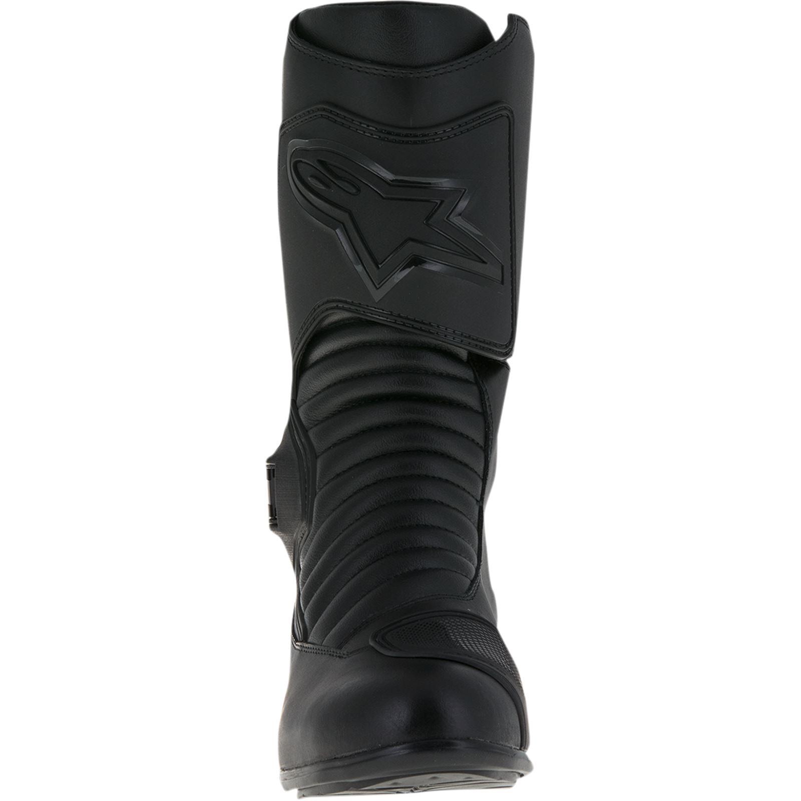 Alpinestars Supertouring Gore-Tex Boots - Black - Size 6.5