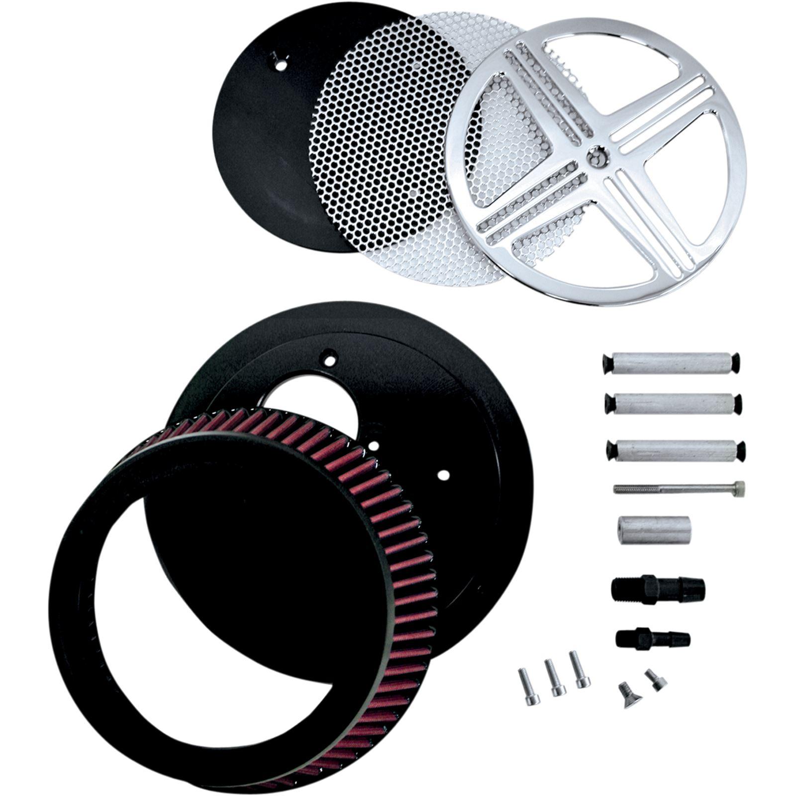 Baron Custom Accessories Air Cleaner Xxx M109