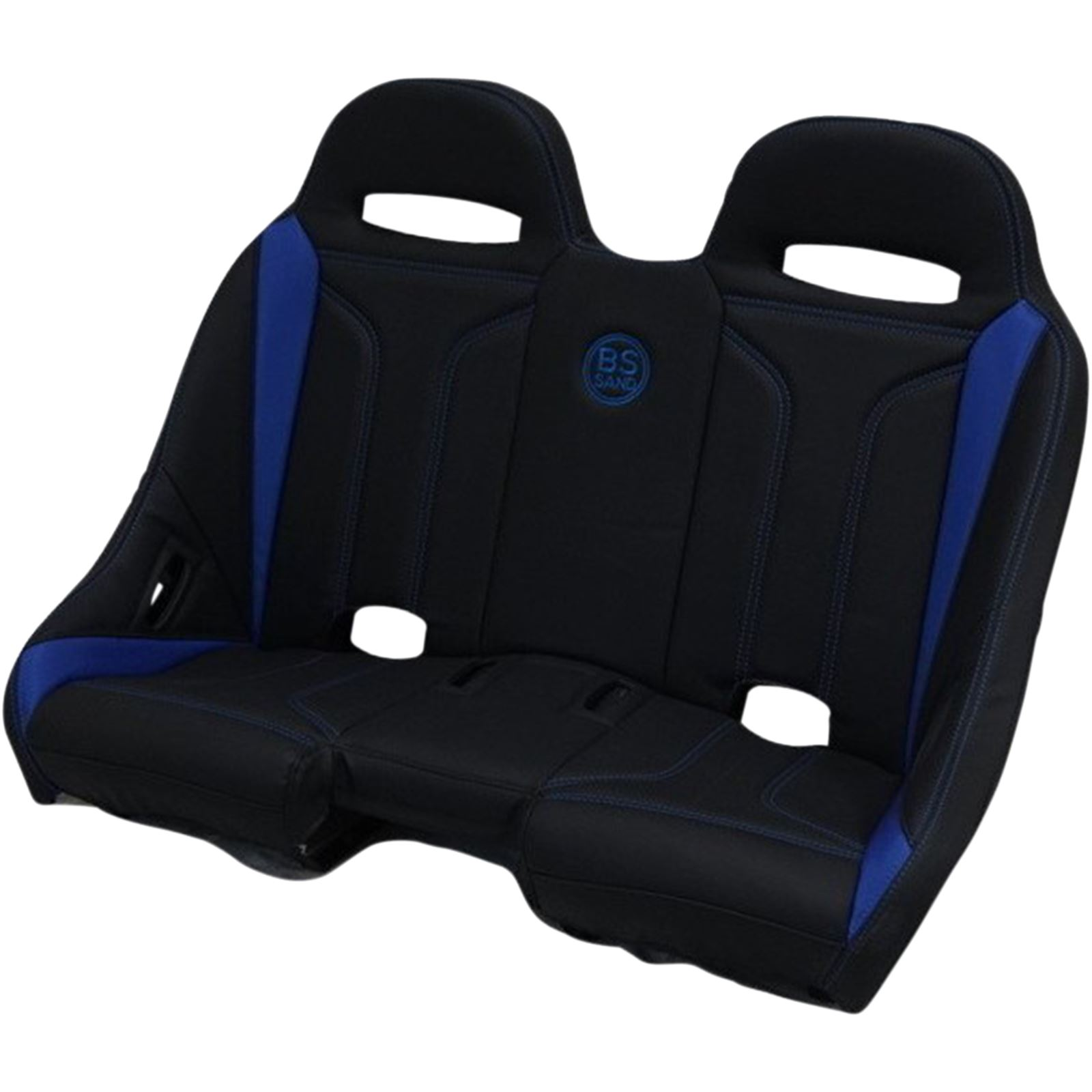 BS Sand Extreme Bench Seat - Black/Blue