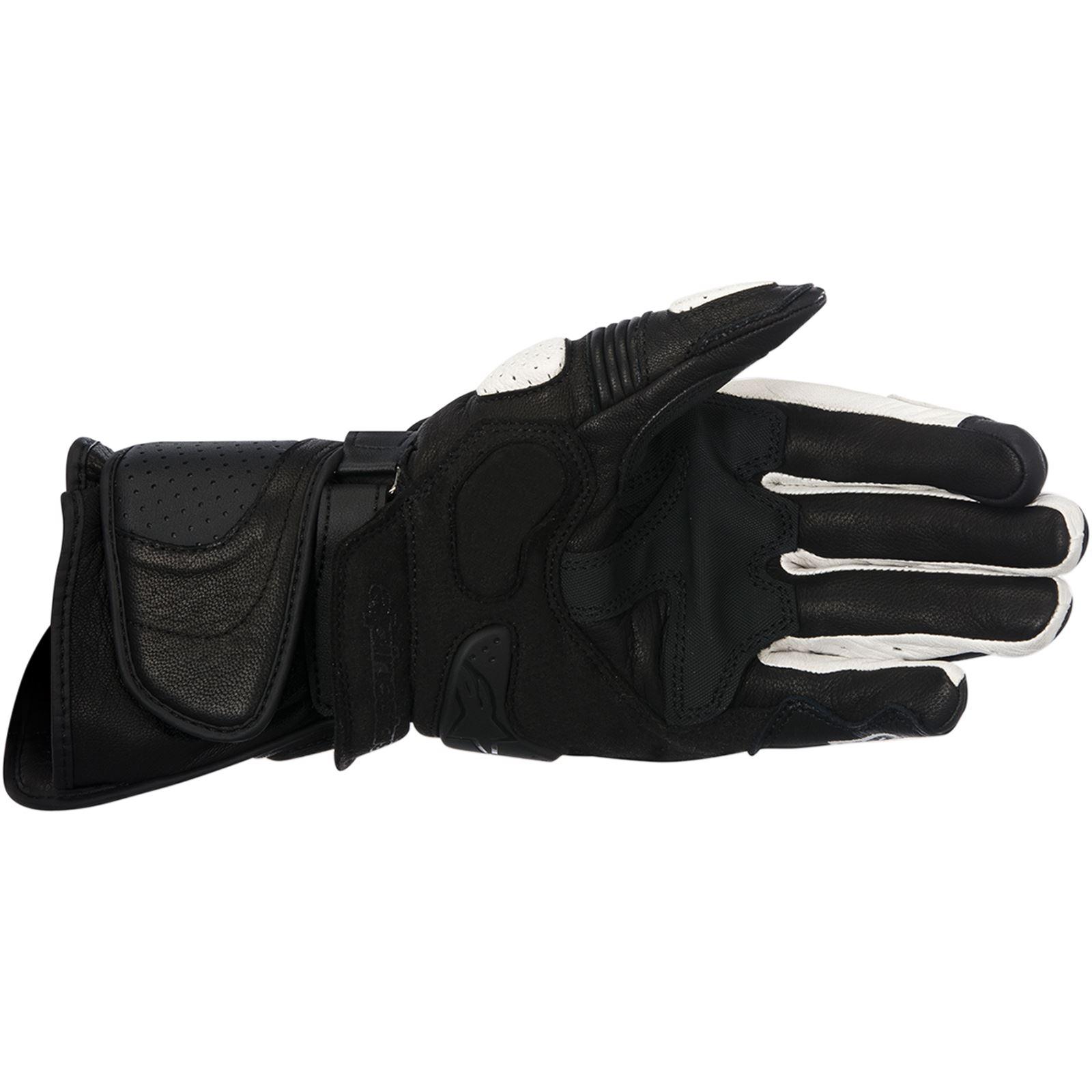 Alpinestars Women's Stella SP-1 Gloves - Black/White - X-Small