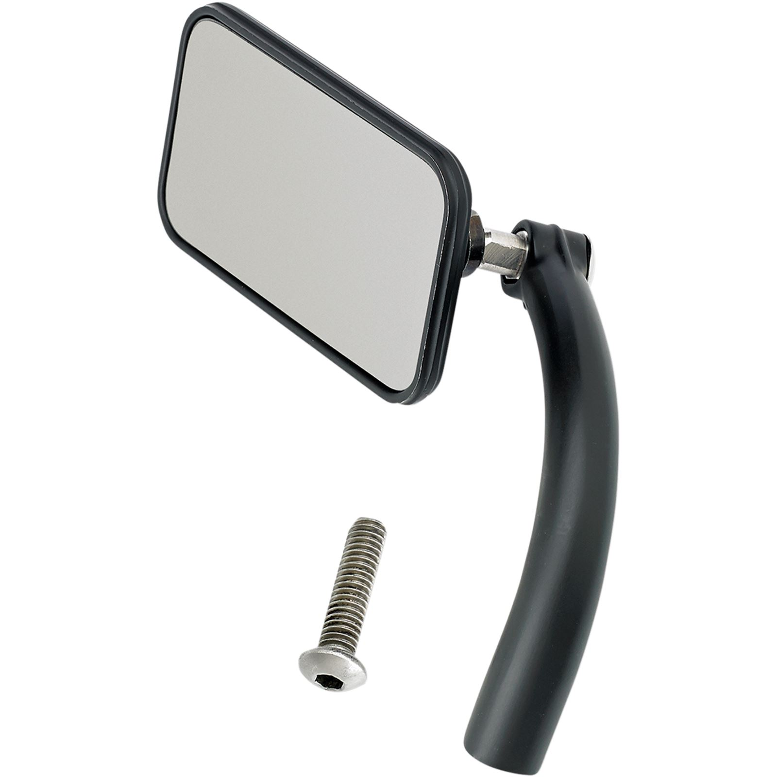 Biltwell Inc. Rectangular Mirror - Black