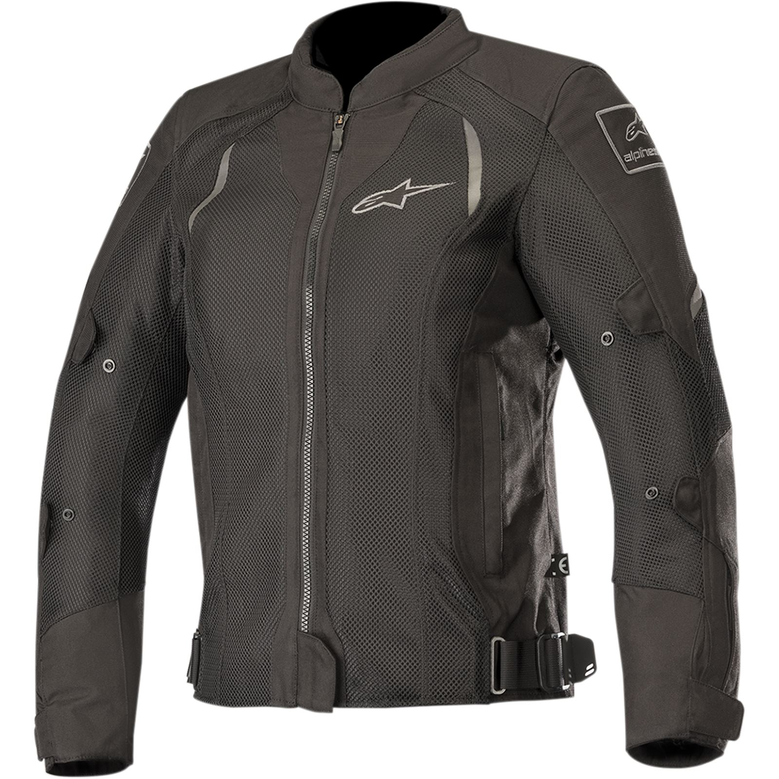 Alpinestars Stella Wake Air Jacket - Black/Black - Large