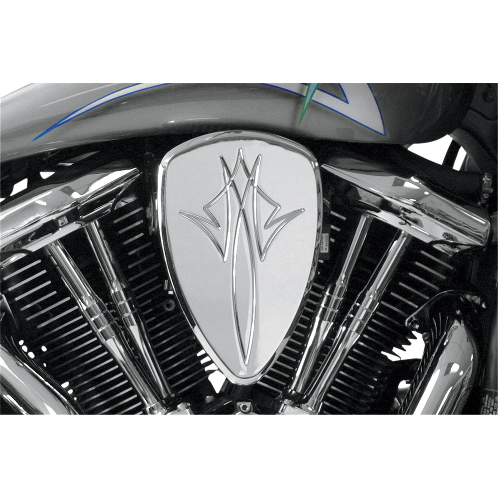 Baron Custom Accessories Big Air Kit Pinstripe VN900