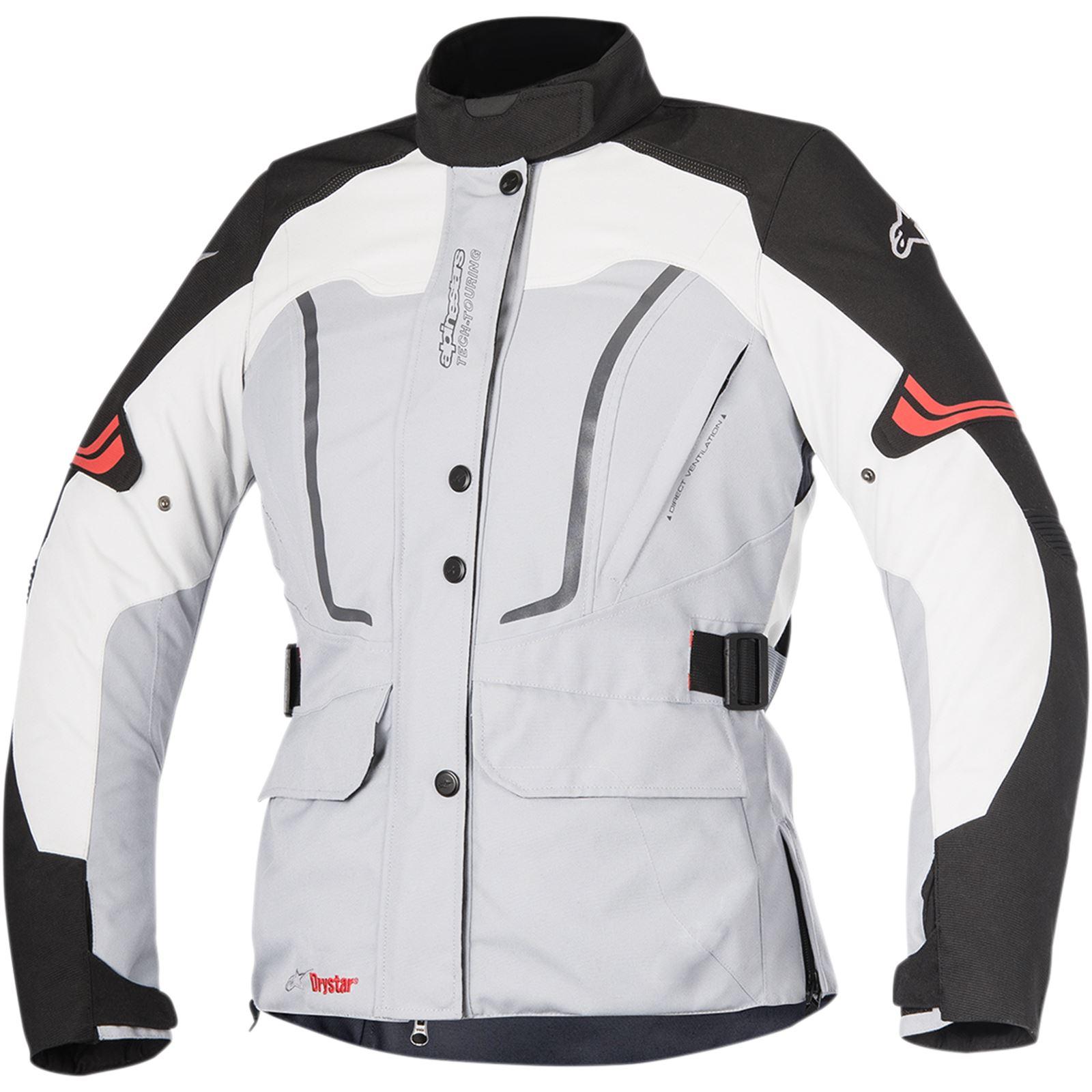 Alpinestars Stella Vence Drystar® Jacket - Grey/Black - Small