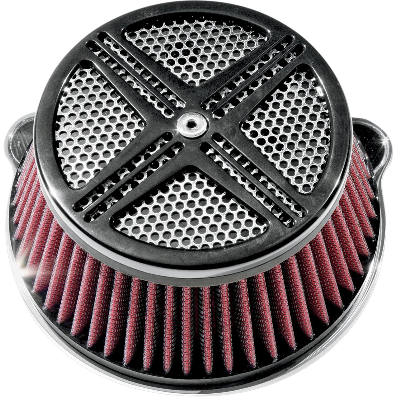 Baron Custom Accessories Air Cleaner Xxx V-Star 11 Black