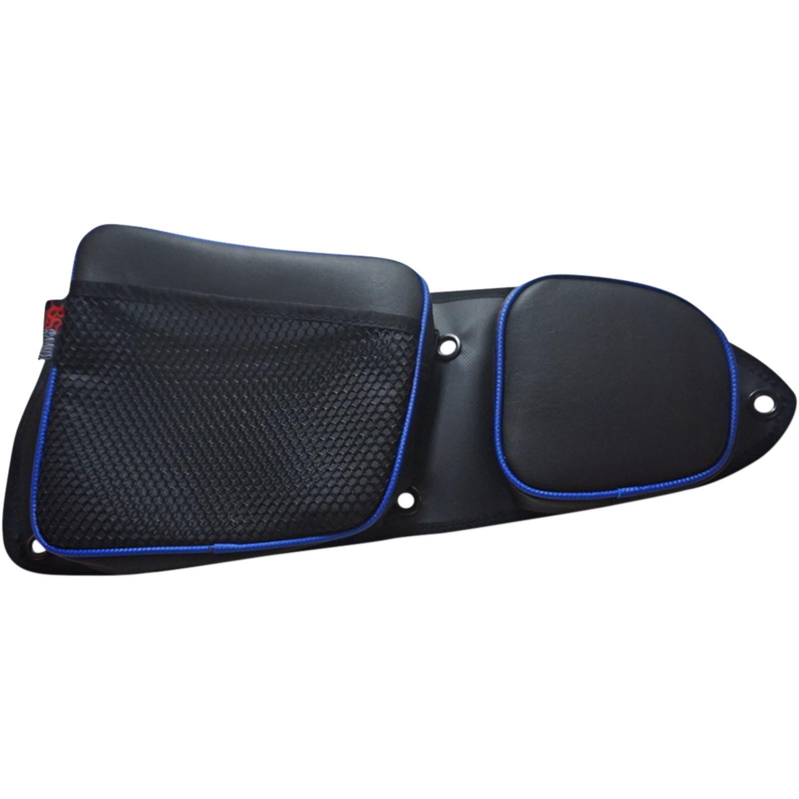 BS Sand Door Bag - Front - Black/Blue