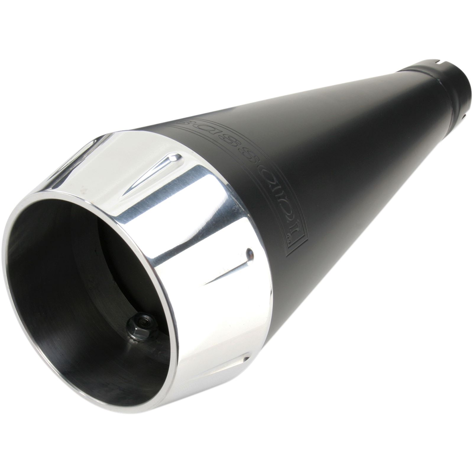 Bassani Manufacturing Road Rage Exhaust - Black - Short - '04-'13 XL