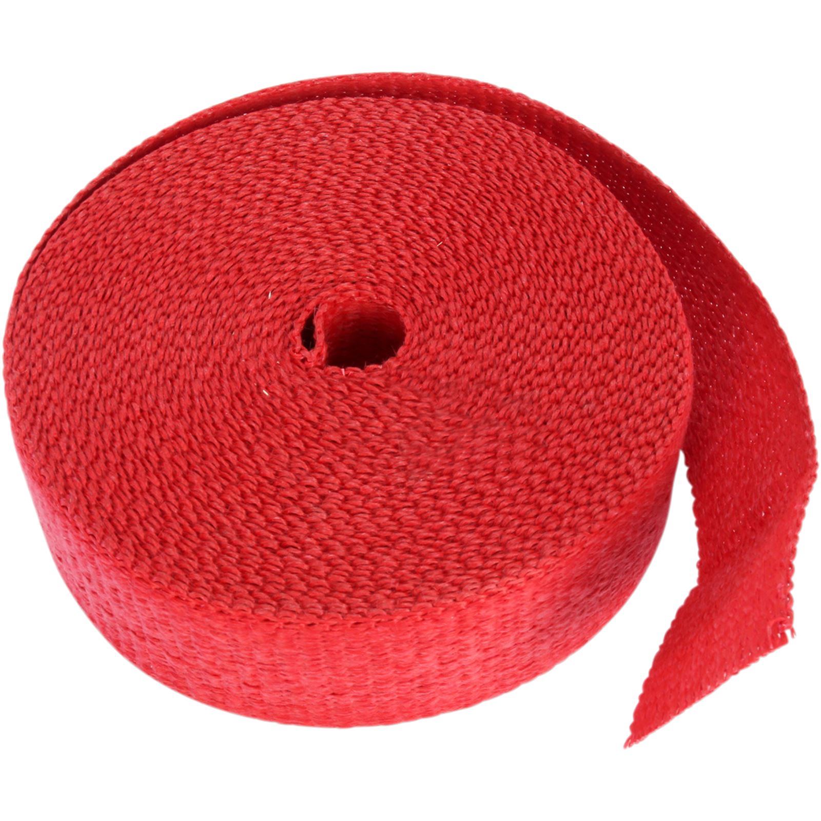 Cycle Performance Exhaust Wrap - Red - 2x50