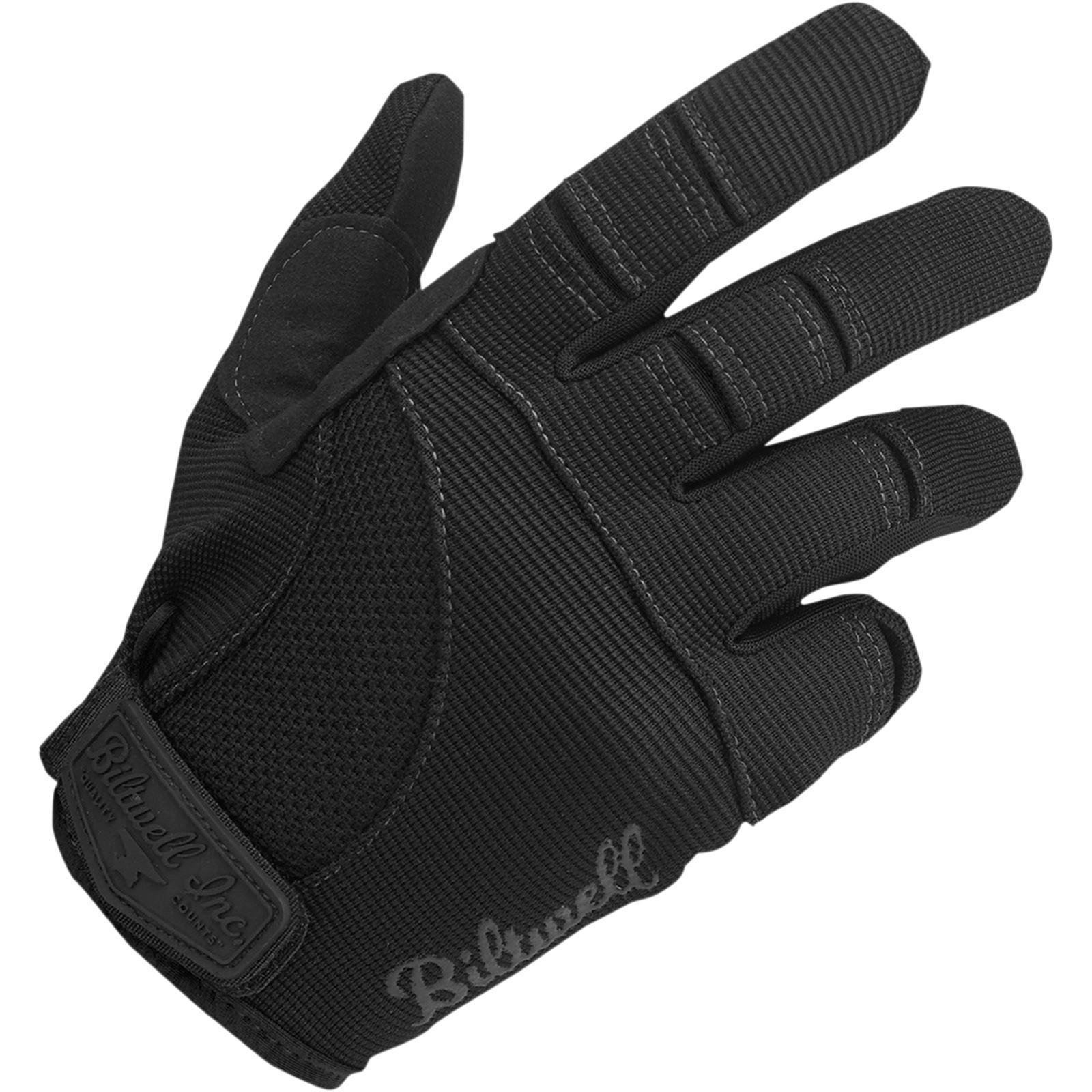 Biltwell Inc. Moto Gloves - Black - 2X-Large
