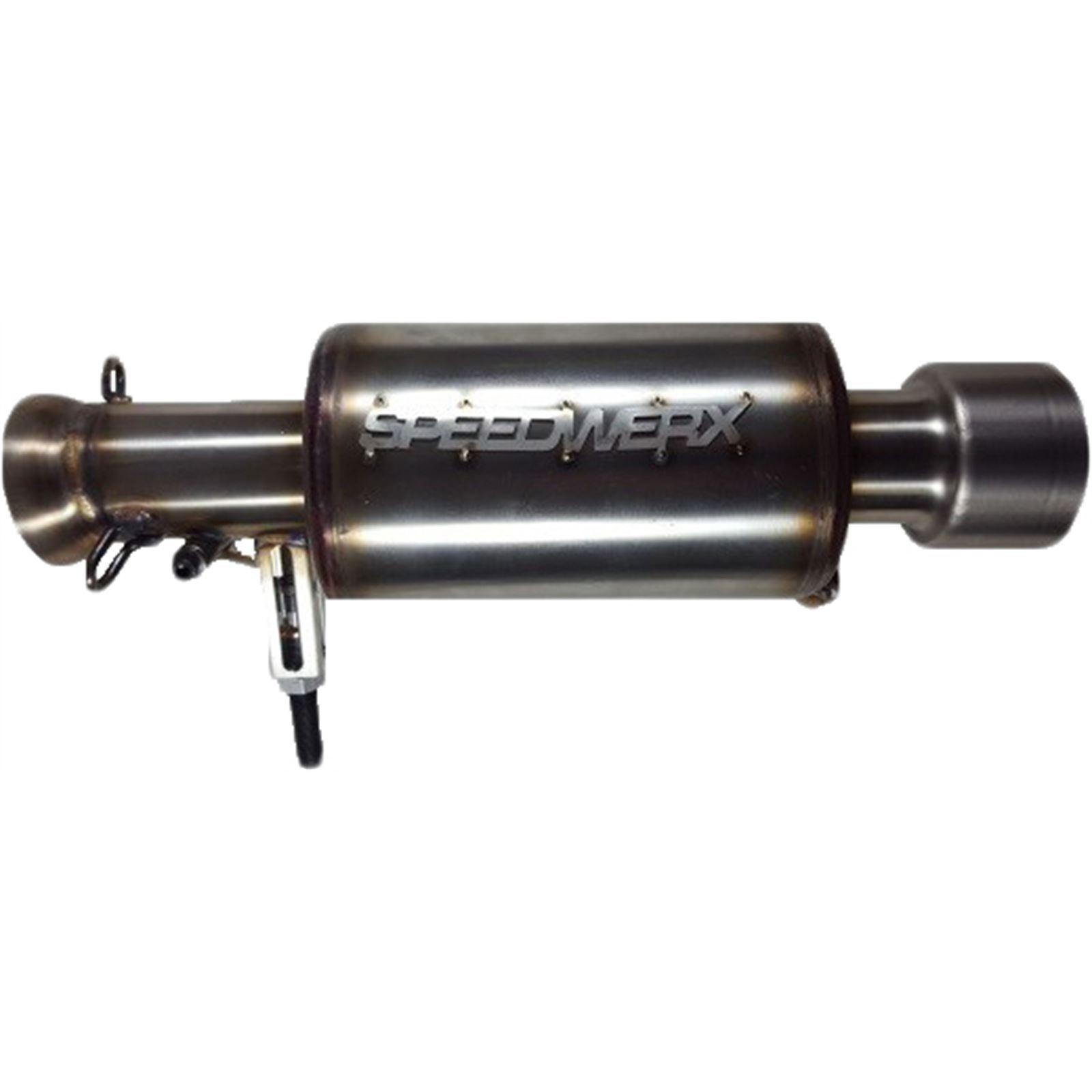 Speedwerx Competition L2 Series Muffler