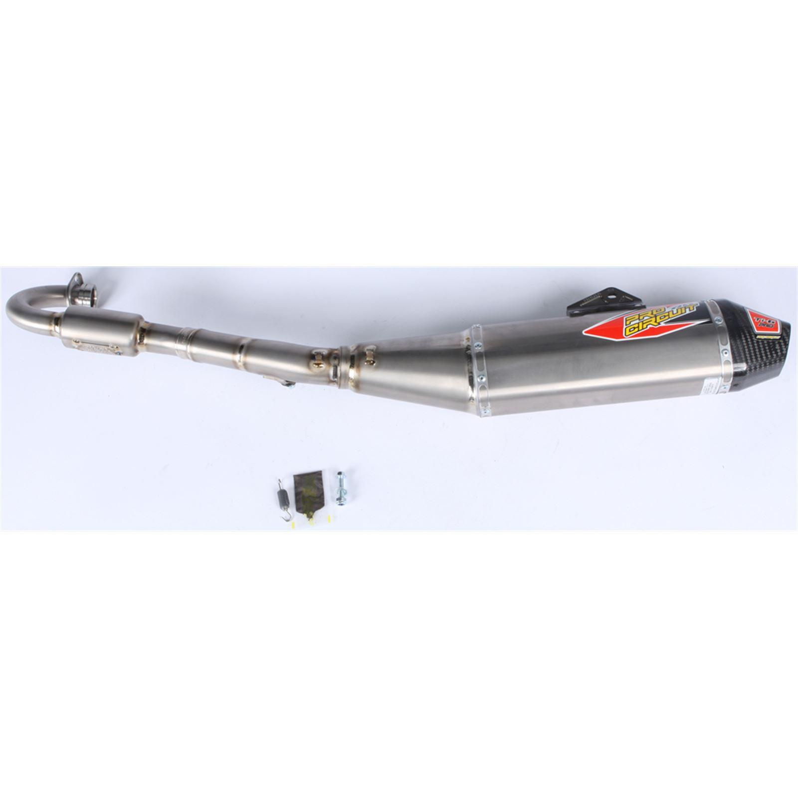 Pro Circuit Ti-6 Pro Exhaust System