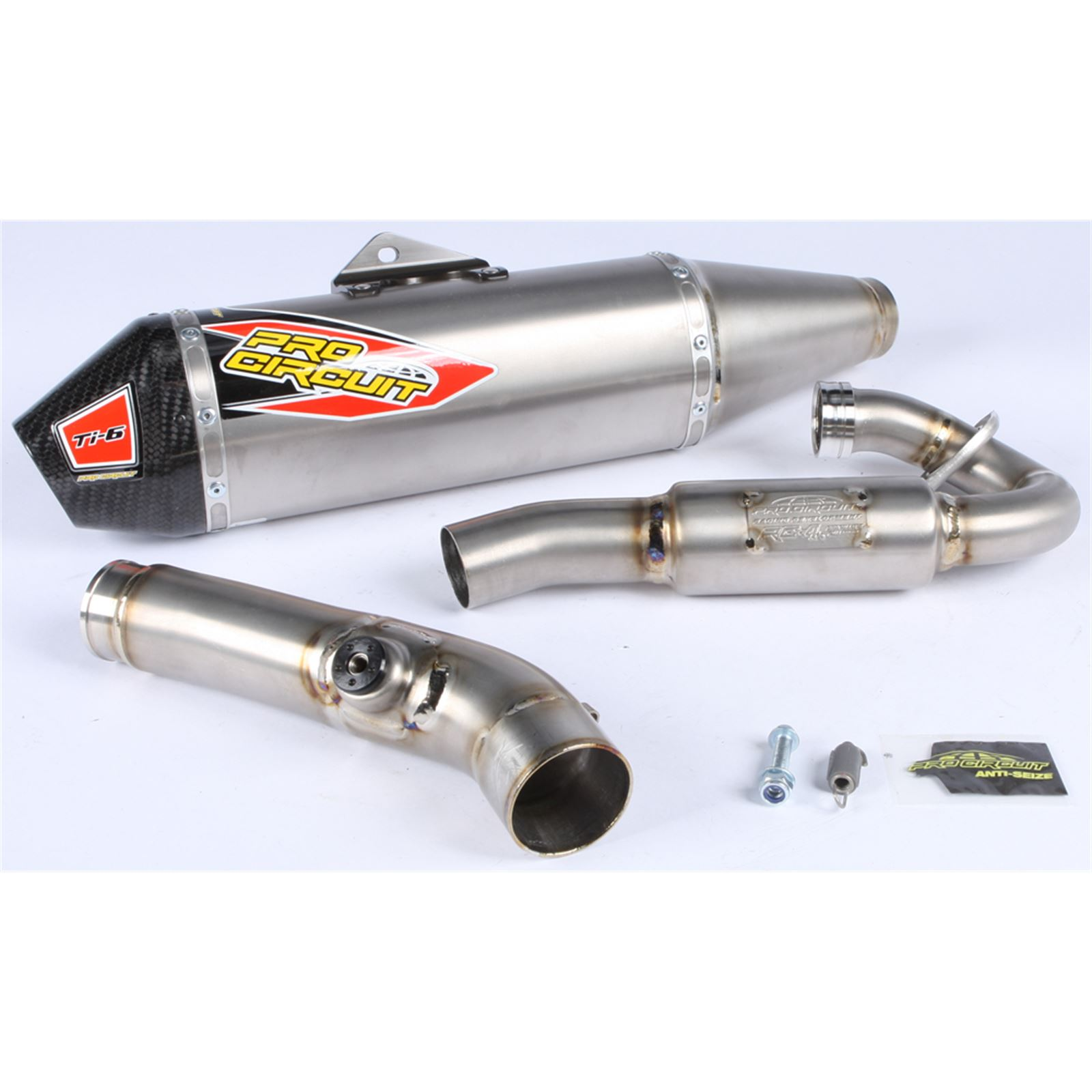 Pro Circuit Ti-6 Exhaust System