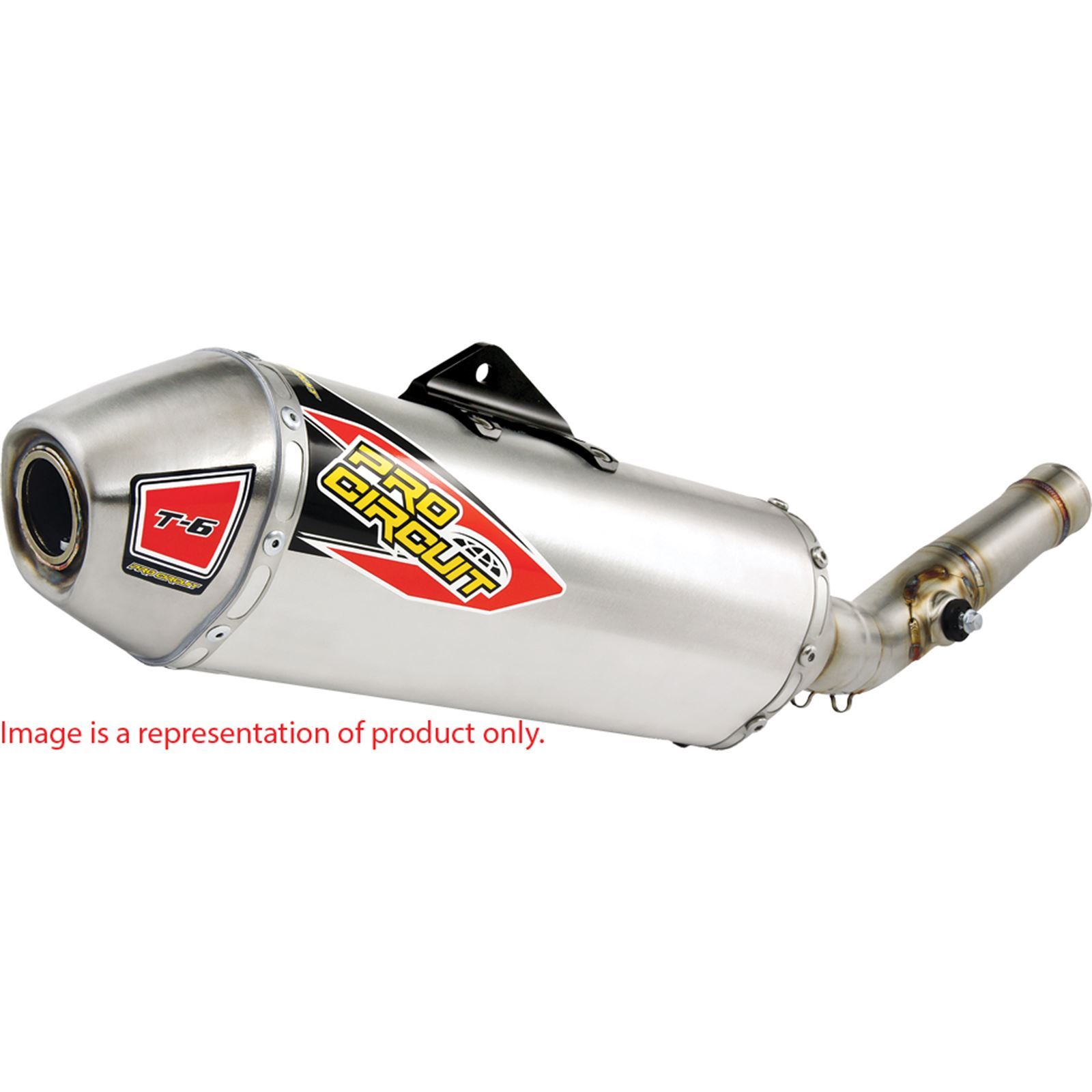 Pro Circuit T-6 Slip-On Exhaust