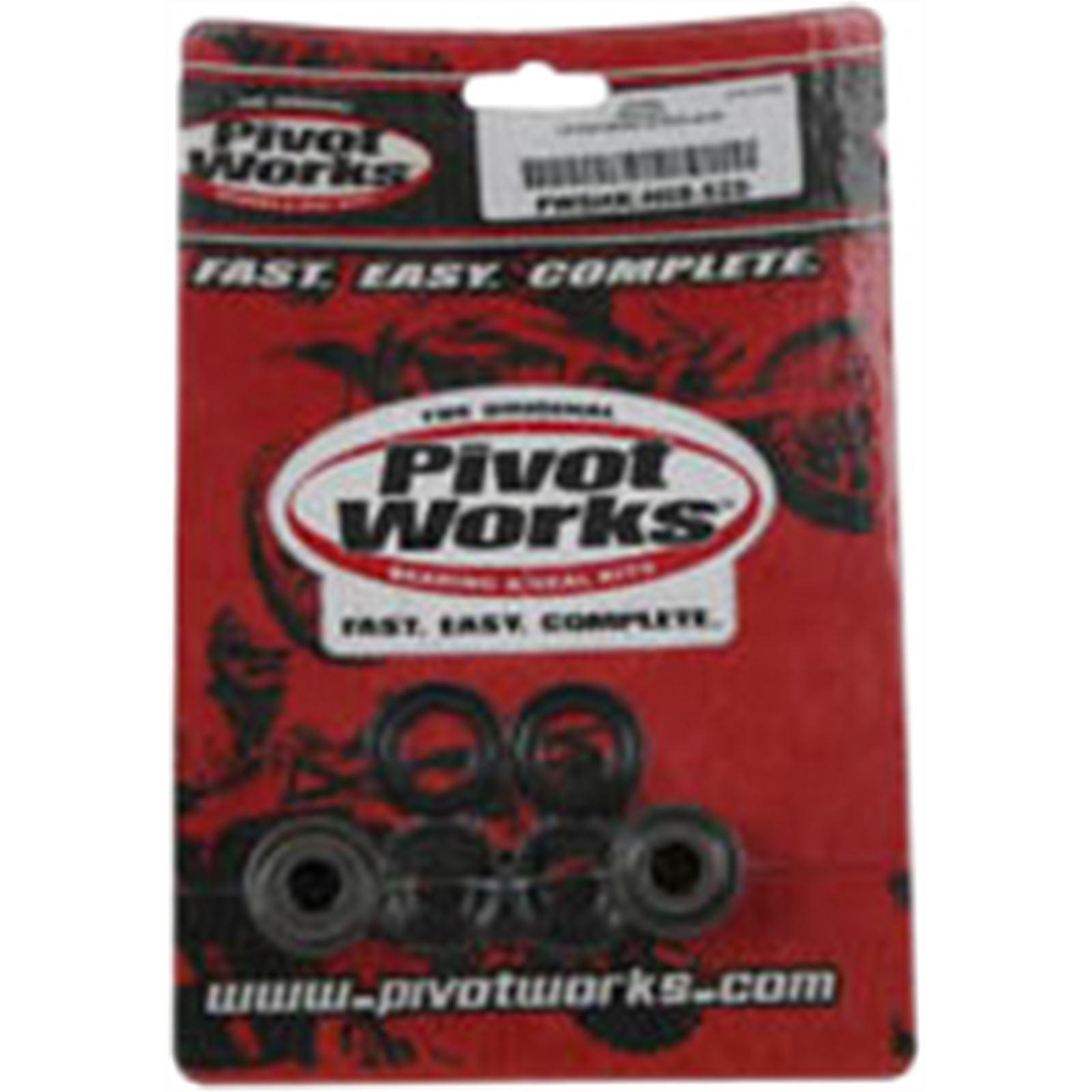 Pivot Works Shock Bearing Rebuild Kit