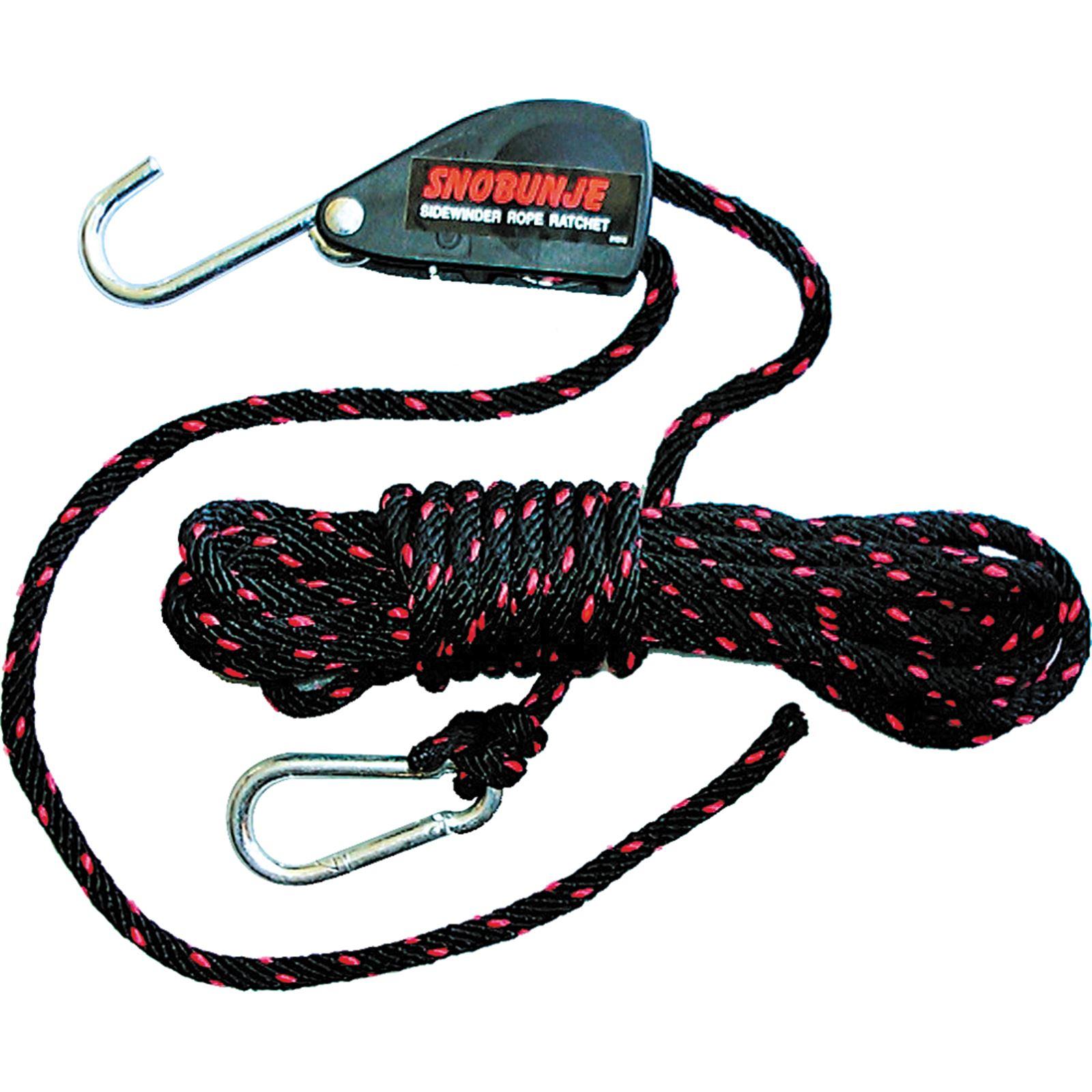 Snobunje Sidewinder Ratchet Block w/Rope